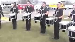 2004-MCM-Dayton-Regional-Snare-Warm-ups