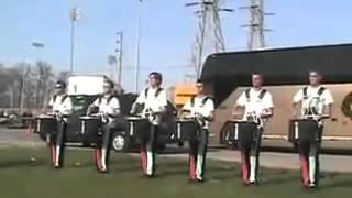 2005-Odyssey-drumline-warm-up