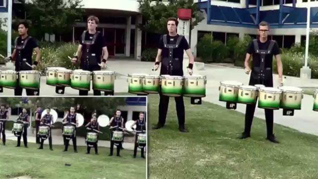 Santa-Clara-Vanguard-Cadets-Drumline-2014