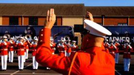US-Marine-Drum-Bugle-Corps-2014-Warmup-Quality-Audio