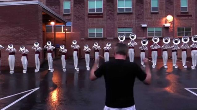 Cadets2-2014-Hornline-Warmup-Quality-Audio