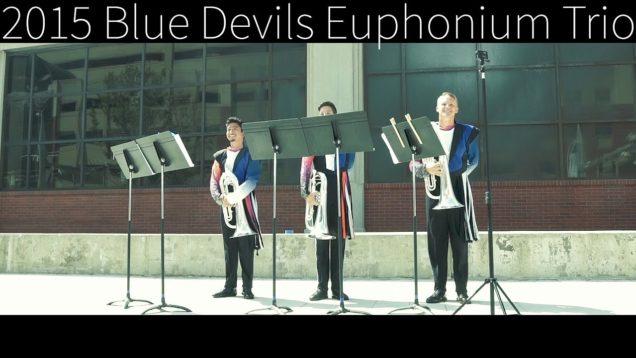 2015-Blue-Devils-DCI-IE-Euphonium-Trio