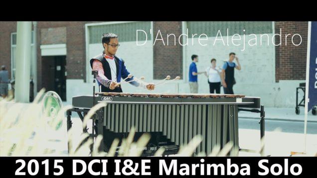 DAndre-Alejandro-Blue-Devils-2015-DCI-IE-Marimba-Solo-in-4K