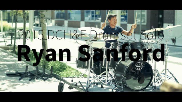 Ryan-Sanford-DCI-IE-Drumset-Solo