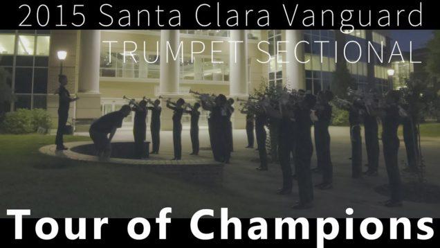 2015-Santa-Clara-Vanguard-Trumpet-Sectional-in-4K-DCI