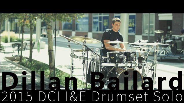 Dillan-Bailard-Blue-Devils-2015-DCI-IE-Drumset-Solo