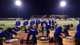Reading-Buccaneers-2016-Drumline-Encore-Show-Music-1