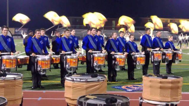 Reading-Buccaneers-2016-Drumline-Encore-Show-Music-3