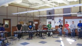 2011-Garfield-High-School-Drumline-Paradiddle-Exercise