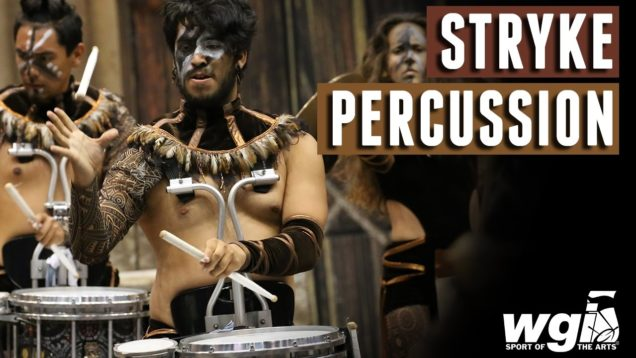 WGI-2017-STRYKE-Percussion-IN-THE-LOT