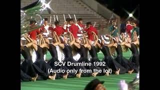 SCV-Drumline-1992-Audio-only