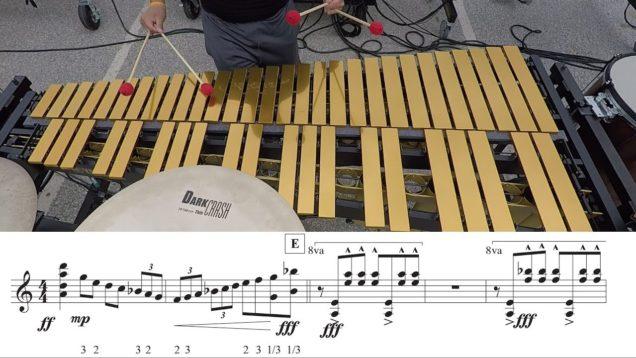 2018-Boston-Crusaders-Vibes-LEARN-THE-MUSIC-to-Marimba-Spiritual