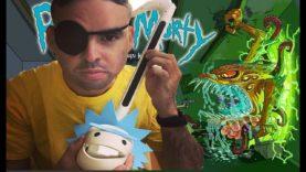 Rick-and-Morty-Theme-Otamatone-Cover