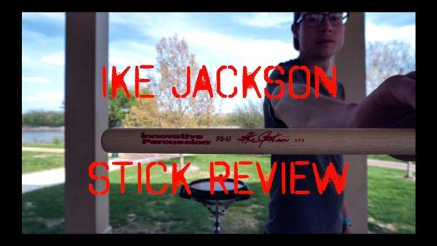 Vlog-Episode-4-Ike-Jackson-Snare-Stick-Review