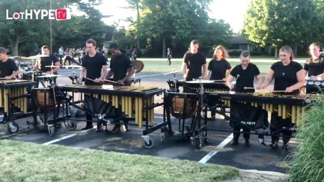 Cadets2-Front-Ensemble-Vibraphone-Split-HQ-Audio