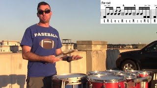 I-Dont-Remember-snare-solo-Learn-the-Beats