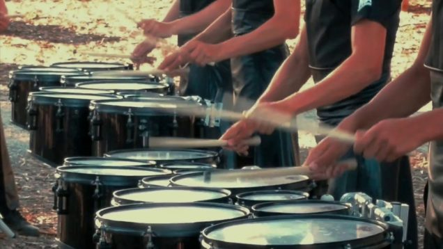 MANDARINS-DRUMLINE-In-The-Lot