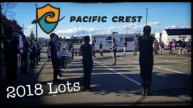 Pacific-Crest-Drumline-2018-in-the-Lot