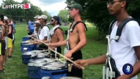 Bluecoats-August-2018-Battery-and-Percussion-Ensemble