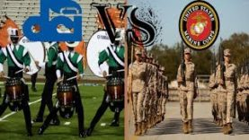Drum-Corps-VS-Boot-Camp