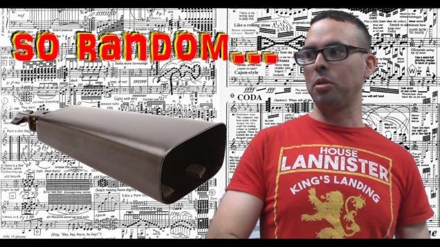 The-Random-Cowbell-Lick