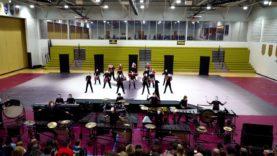 2019-Francis-Howell-High-School-Drumline-CSPA-Show-3162019