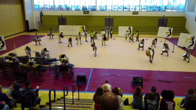 2019-Hazelwood-Central-High-School-Drumline-CSPA-show-3162019