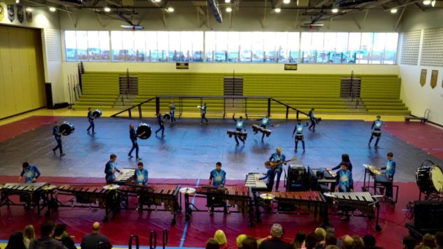 2019-Lees-Summit-High-School-Drumline-CSPA-Show-3162019