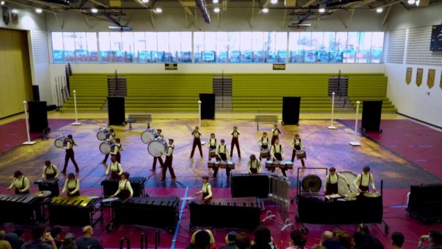 2019-Mater-Dei-High-School-Drumline-CSPA-Show-3162019