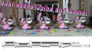 Going-and-Going-Energizer-Bunny-Bassline-Easter-Special