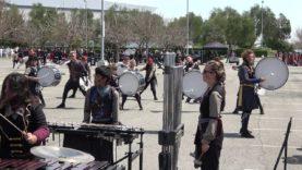 Los-Alamitos-HS-Drumline-2019