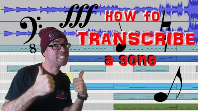 Transcribing-a-Song-from-Scratch