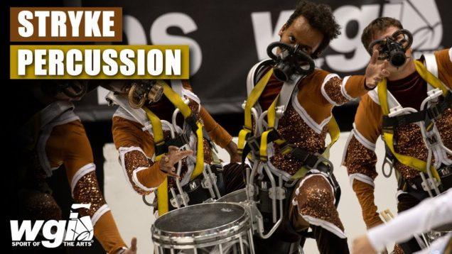 WGI-2019-STRYKE-Percussion-IN-THE-LOT