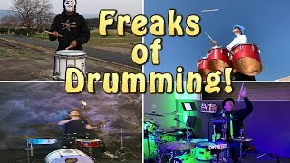 Freak-Show-featuring-SDJMalik-Chip-Ritter-and-The-Circus-Drummer