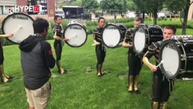 Boston-Crusaders-2019-Bass-Drums-Show-Music