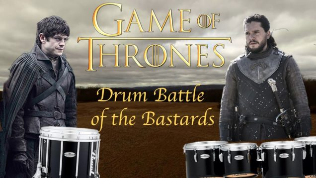 Drum-Battle-of-the-Bastards-G.O.T.-Drum-Battle