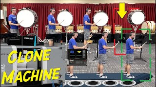 part-2-Cloning-Myself-into-a-Full-Drumline