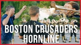 2019-Boston-Crusaders-Hornline