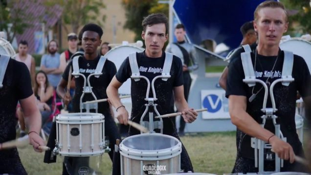 BLUE-KNIGHTS-2019-DRUMLINE-SHOW-MUSIC-IN-THE-LOT