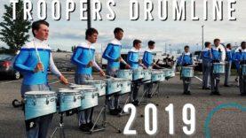 Troopers-Drumline-2019