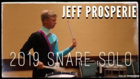 Jeff-Prosperie-2nd-Place-2019-Snare-Solo-HQ-Audio