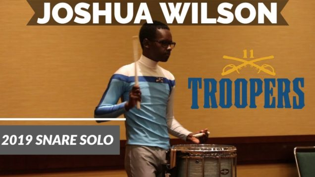 Joshua-Wilson-2019-10th-Place-Snare-Solo-HQ-Audio