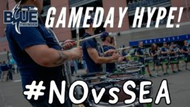 NOvsSEA-Seahawks-Gameday-Blue-Thunder-Drumline