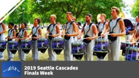 2019-Seattle-Cascades-Drumline-Finals-Week-Book