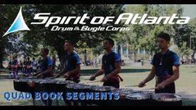HQ-Audio-Spirit-of-Atlanta-Drumline-2019-Quad-Book