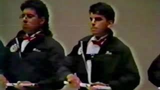 1989-UNT-drumline