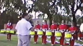 1992-Velvet-Knights-Drumline