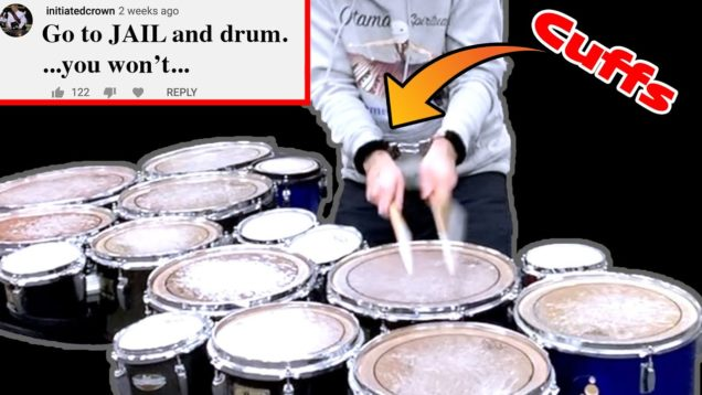 10-EXTREMELY-Random-Drum-Solos
