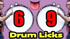 Top-69-EXTREME-Drum-LicksSolos-EMC-Lick-Compilation-4