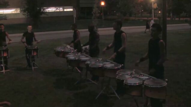 2014-Bluecoats-Drumline-Vortex-DCI-Finals